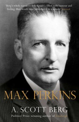 Cover image for Max Perkins