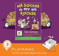 Mr Docker Is Off His Rocker