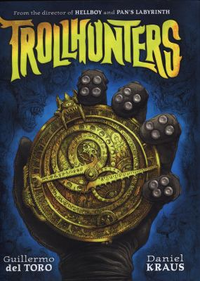 Book Cover - Trollhunters