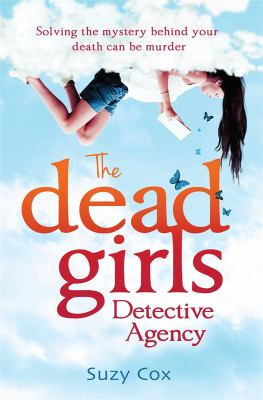 Book Cover - The Dead Girls Detective Agency