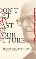 Don't Let My Past Be Your Future