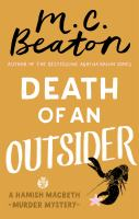 Death of An Outsider