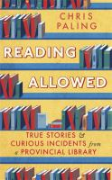 Reading Allowed