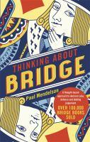 Thinking About Bridge