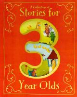 Collection of Stories for 3 Year Olds