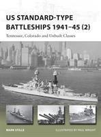US Standard-type Battleships 1941-45