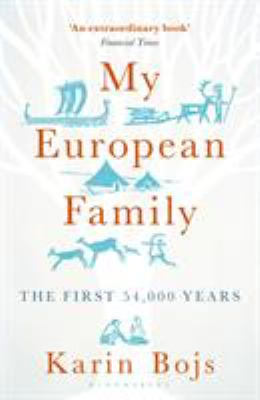 Cover image for My European Family