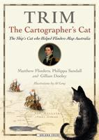 Trim, the Cartographer's Cat