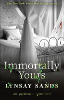 Immortally Yours (Argeneau Vampire)