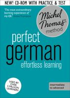 Perfect German