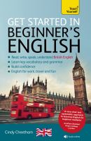 Get Started in Beginner's English