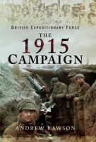 The 1915 Campaign