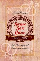 Same Sex Love, 1700-1957