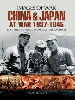 China and Japan at War, 1937-1945