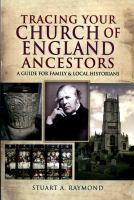 Image: Tracing your Church of England Ancestors