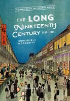 The Long Nineteenth Century, 1750-1914