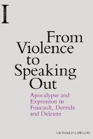 From Violence to Speaking Out