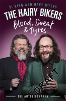 The Hairy Bikers Blood, Sweat & Tyres