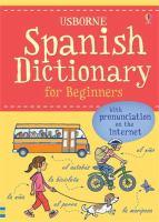 Usborne Spanish Dictionary for Beginners