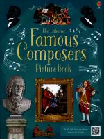 The Usborne Famous Composers Picture Book