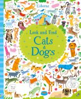 Look and Find Cats & Dogs