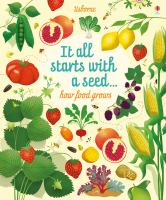 It All Starts With A Seed