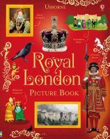 Usborne Royal London Picture Book