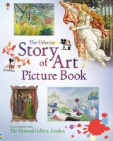 The Usborne Story of Art Picture Book