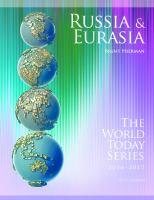 Russia And Eurasia 2016-2017