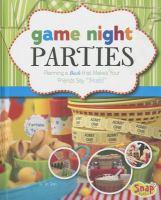 Game Night Parties