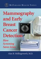 Mammography and Early Breast Cancer Detection