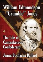 "William Edmondson ""Grumble"" Jones"