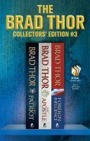Brad Thor Collectors' Edition #3