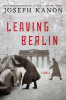 Leaving Berlin