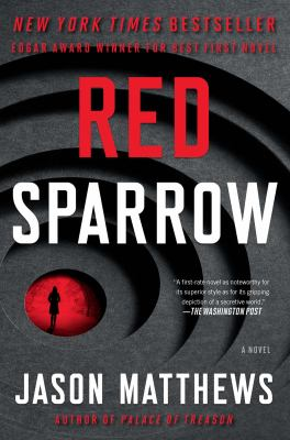Red Sparrow book jacket