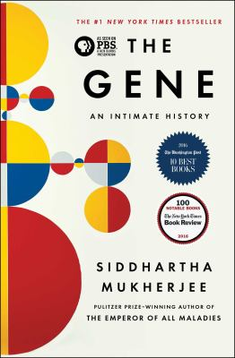 Cover image for The Gene