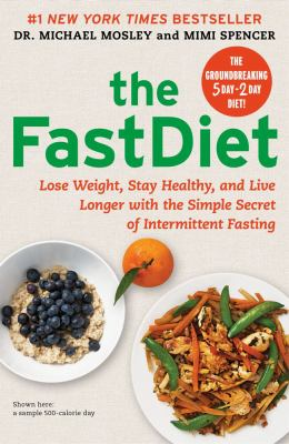 Cover image for The Fastdiet