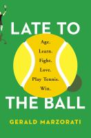 Image: Late to the Ball