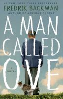 Cover of A man called Ove
