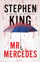 Media Cover for Mr. Mercedes