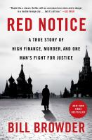 Red Notice [GRPL Book Club]