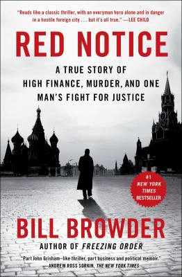 Cover image for Red Notice