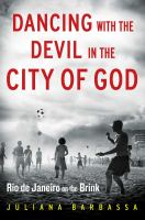 Image: Dancing With the Devil in the City of God