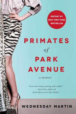Cover image for Primates of Park Avenue