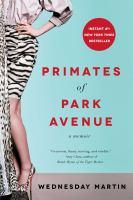 Primates of Park Avenue
