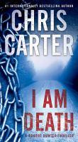 """I am death """" a Robert Hunter thriller"""