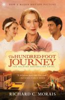 The Hundred-foot Journey [BOOK CLUB IN A BAG]