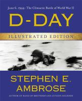 D-Day, June 6, 1944