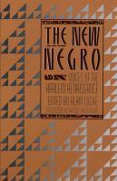 The New Negro