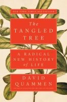 The Tangled Tree: A Radical New History of Life- Debut